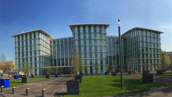 BASF Business Center D105 // Ludwigshafen